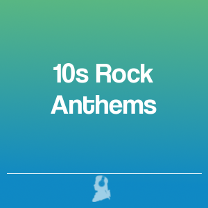 Picture of 10s Rock Anthems