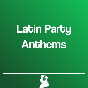 Picture of Latin Party Anthems