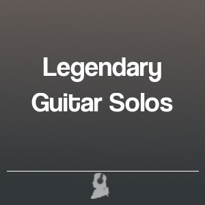 Picture of Legendary Guitar Solos