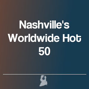 Picture of Nashville's Worldwide Hot 50