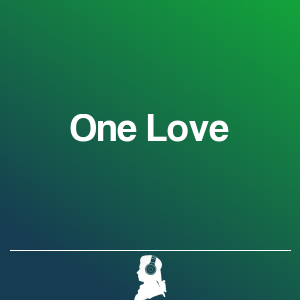 Picture of One Love