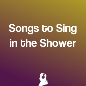 Picture of Songs to Sing in the Shower
