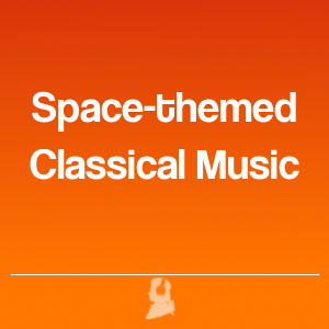 Picture of Space-themed Classical Music