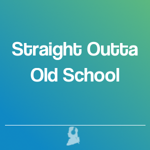 Picture of Straight Outta Old School