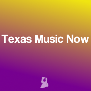 Picture of Texas Music Now