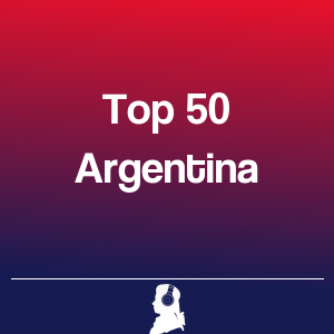 Picture of Top 50 Argentina