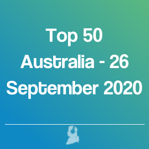 Picture of Top 50 Australia - 26 September 2020