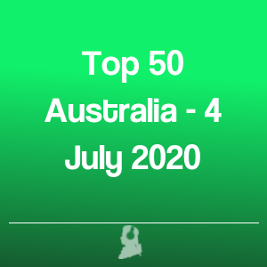 Picture of Top 50 Australia - 4 July 2020
