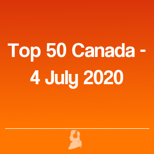 Picture of Top 50 Canada - 4 July 2020