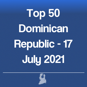 Picture of Top 50 Dominican Republic - 17 July 2021
