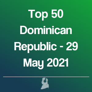 Picture of Top 50 Dominican Republic - 29 May 2021