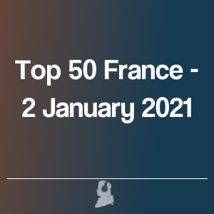 Picture of Top 50 France - 2 January 2021