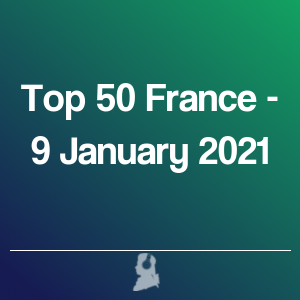 Picture of Top 50 France - 9 January 2021