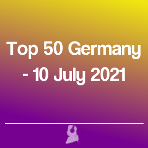 Picture of Top 50 Germany - 10 July 2021