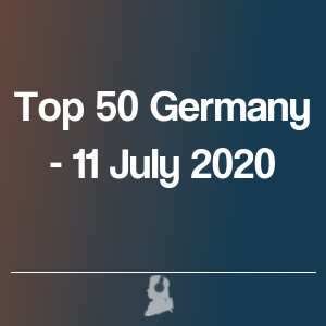 Picture of Top 50 Germany - 11 July 2020