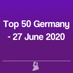 Picture of Top 50 Germany - 27 June 2020