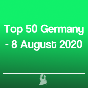 Picture of Top 50 Germany - 8 August 2020