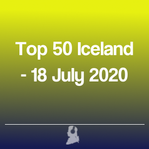 Picture of Top 50 Iceland - 18 July 2020
