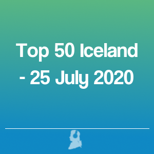 Picture of Top 50 Iceland - 25 July 2020