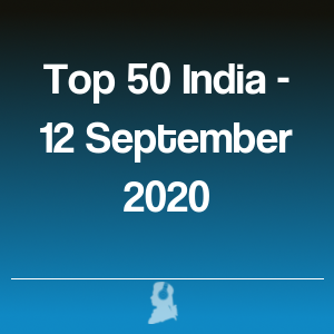 Picture of Top 50 India - 12 September 2020
