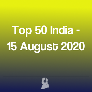 Picture of Top 50 India - 15 August 2020