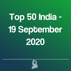 Picture of Top 50 India - 19 September 2020
