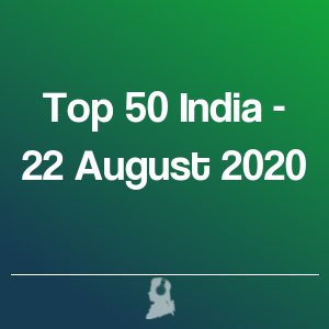 Picture of Top 50 India - 22 August 2020
