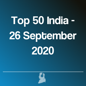 Picture of Top 50 India - 26 September 2020