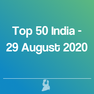 Picture of Top 50 India - 29 August 2020