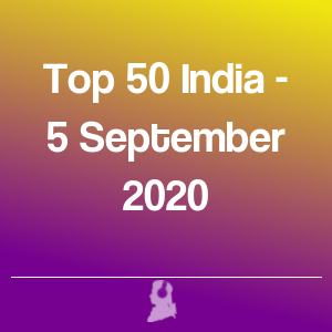 Picture of Top 50 India - 5 September 2020