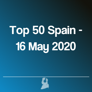 Picture of Top 50 Spain - 16 May 2020