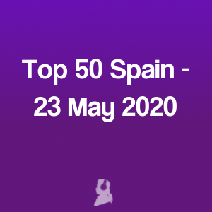 Picture of Top 50 Spain - 23 May 2020