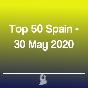 Picture of Top 50 Spain - 30 May 2020