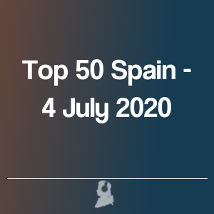 Picture of Top 50 Spain - 4 July 2020