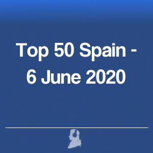 Picture of Top 50 Spain - 6 June 2020