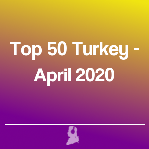 Picture of Top 50 Turkey - April 2020
