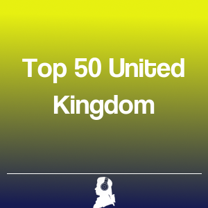 Picture of Top 50 United Kingdom