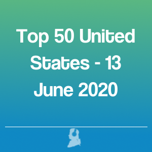 Picture of Top 50 United States - 13 June 2020