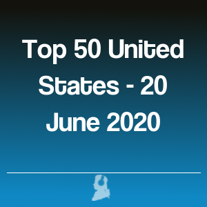 Picture of Top 50 United States - 20 June 2020