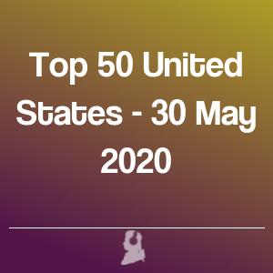 Picture of Top 50 United States - 30 May 2020