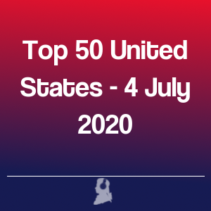 Picture of Top 50 United States - 4 July 2020