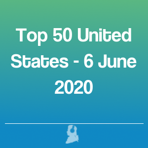 Picture of Top 50 United States - 6 June 2020