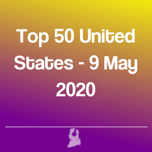 Picture of Top 50 United States - 9 May 2020