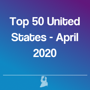 Picture of Top 50 United States - April 2020