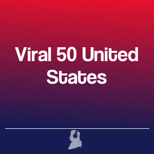 Picture of The 50 Top Viral in United States